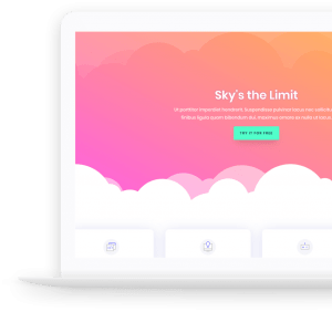 Sky's The Limit Tablet