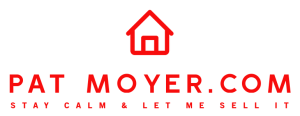 The Pat Moyer Team Logo