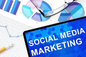 Social Media Marketing Graphic