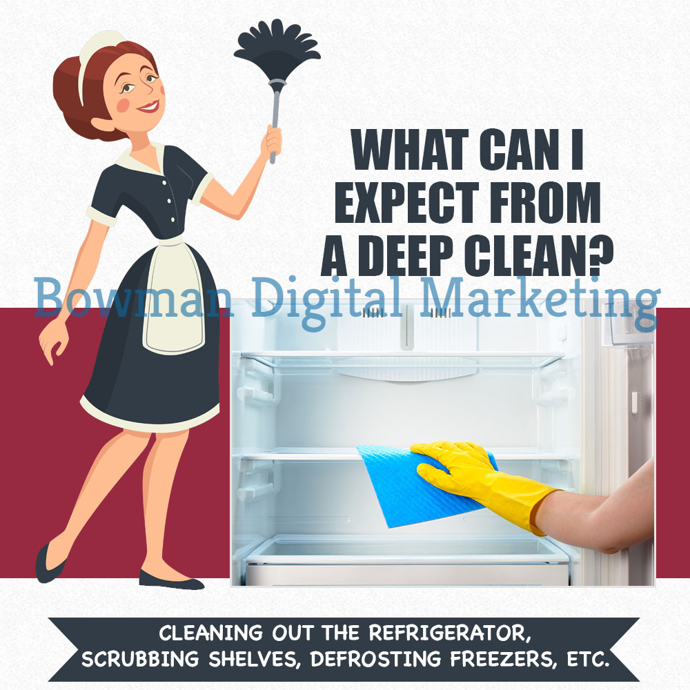 Deep Cleaning Graphic